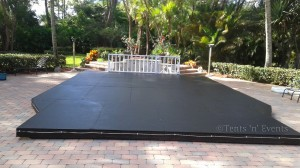 6 Inches Step up Black Pool Cover